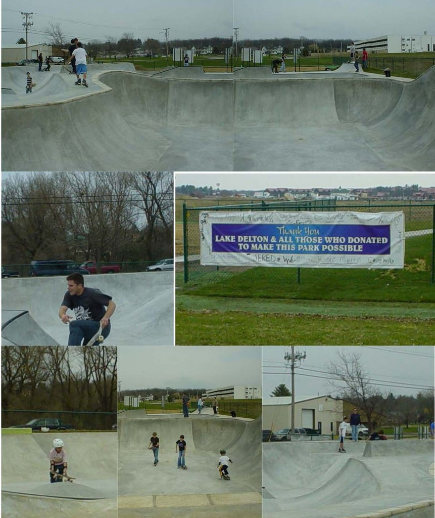 Lake Delton Skate Park – The Village of Lake Delton, Wisconsin